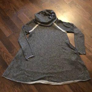 My Beloved brand soft full top w/ unique neckline